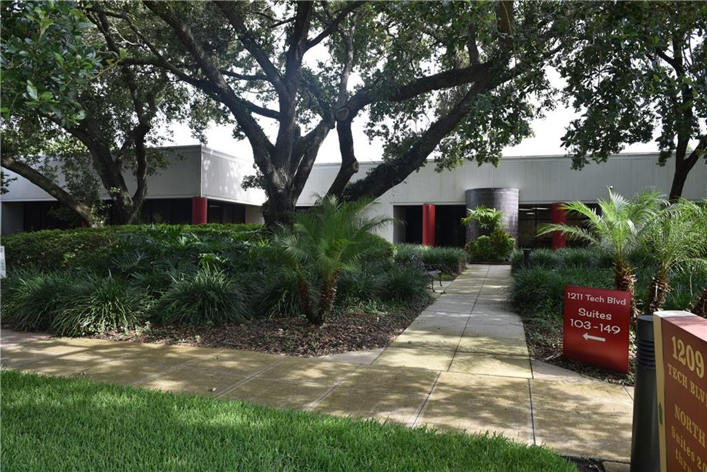 1211 TECH BOULEVARD #111 Property Photo - TAMPA, FL real estate listing