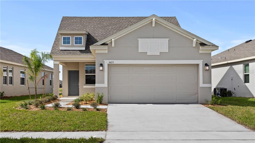 3425 SAGEBRUSH STREET Property Photo - HARMONY, FL real estate listing