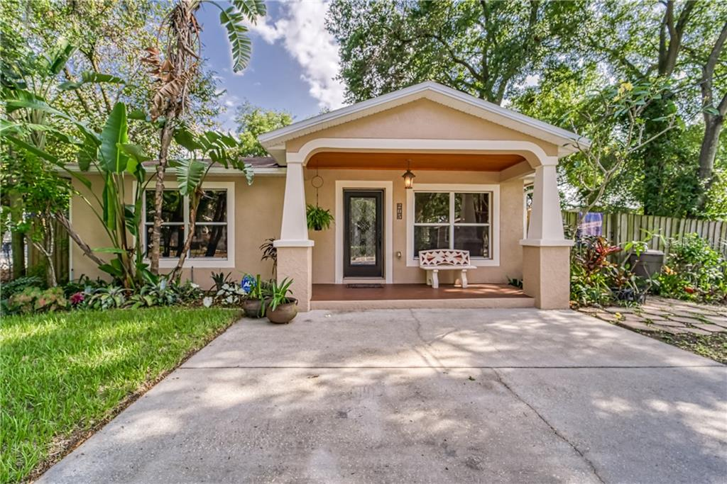205 E SELMA AVENUE Property Photo - TAMPA, FL real estate listing