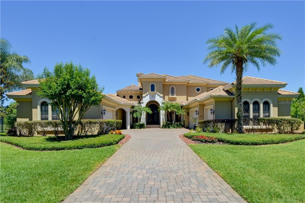 3503 CRENSHAW LAKE ROAD Property Photo - LUTZ, FL real estate listing
