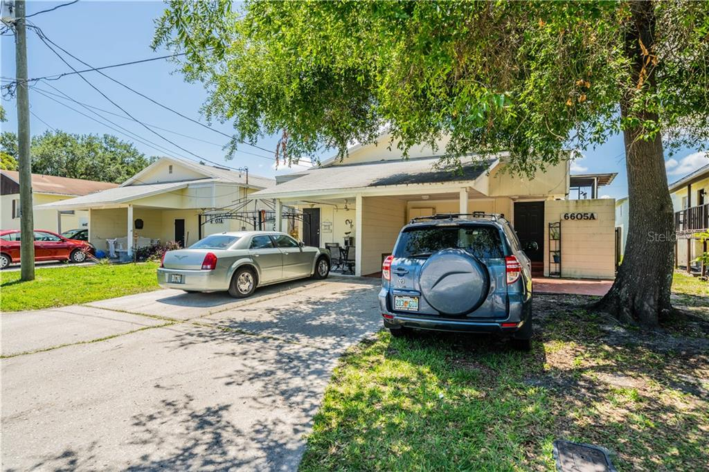 6605 S FAUL STREET #AB Property Photo - TAMPA, FL real estate listing