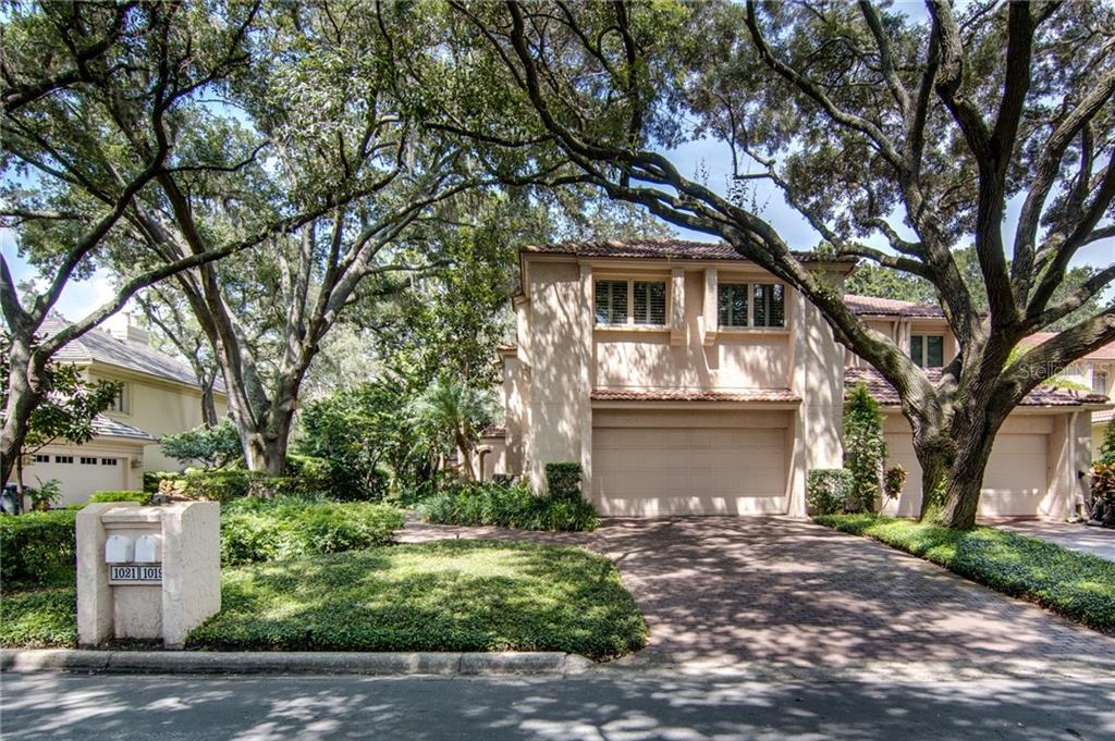 1021 GUISANDO DE AVILA Property Photo - TAMPA, FL real estate listing