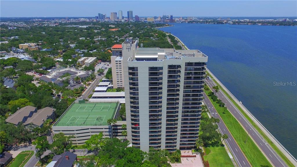 2413 BAYSHORE BOULEVARD #1201 Property Photo - TAMPA, FL real estate listing