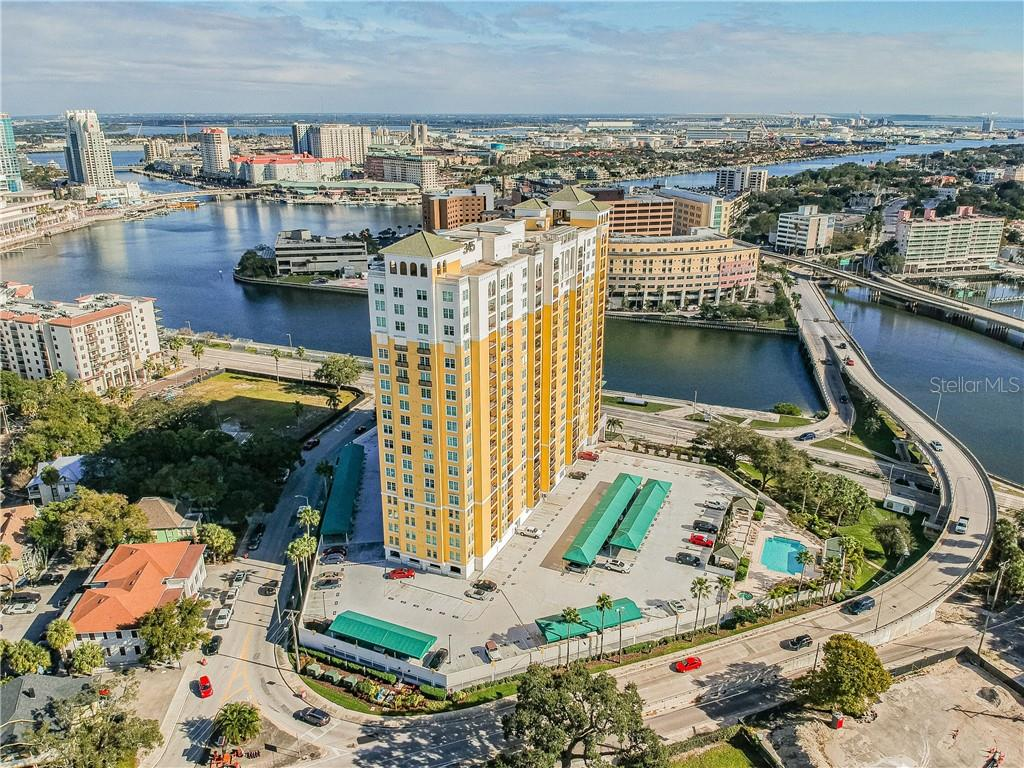 345 BAYSHORE BLVD #902 Property Photo - TAMPA, FL real estate listing
