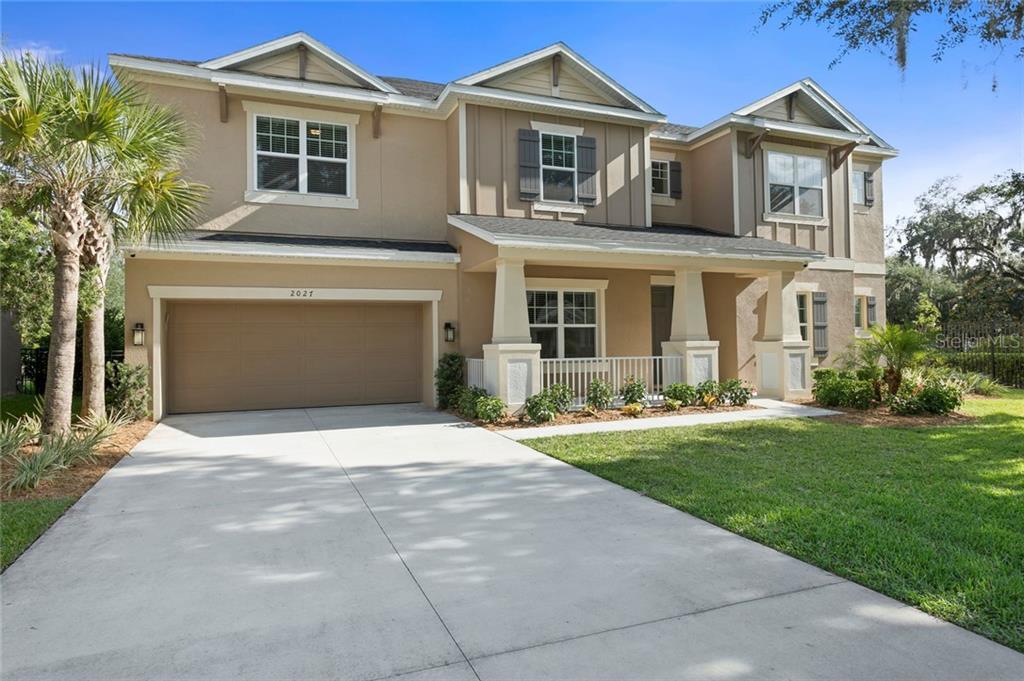 2027 ARBOR MIST DRIVE Property Photo - BRANDON, FL real estate listing