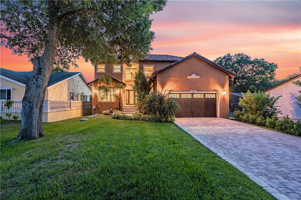 4414 WALTHAM DRIVE Property Photo - TAMPA, FL real estate listing