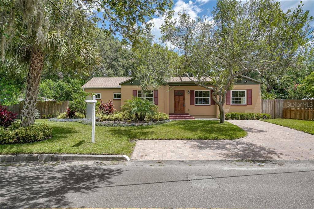 1106 E CHELSEA ST Property Photo - TAMPA, FL real estate listing