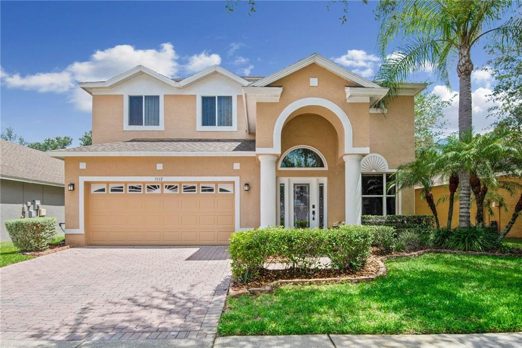 5112 MAYFAIR PARK COURT Property Photo - TAMPA, FL real estate listing