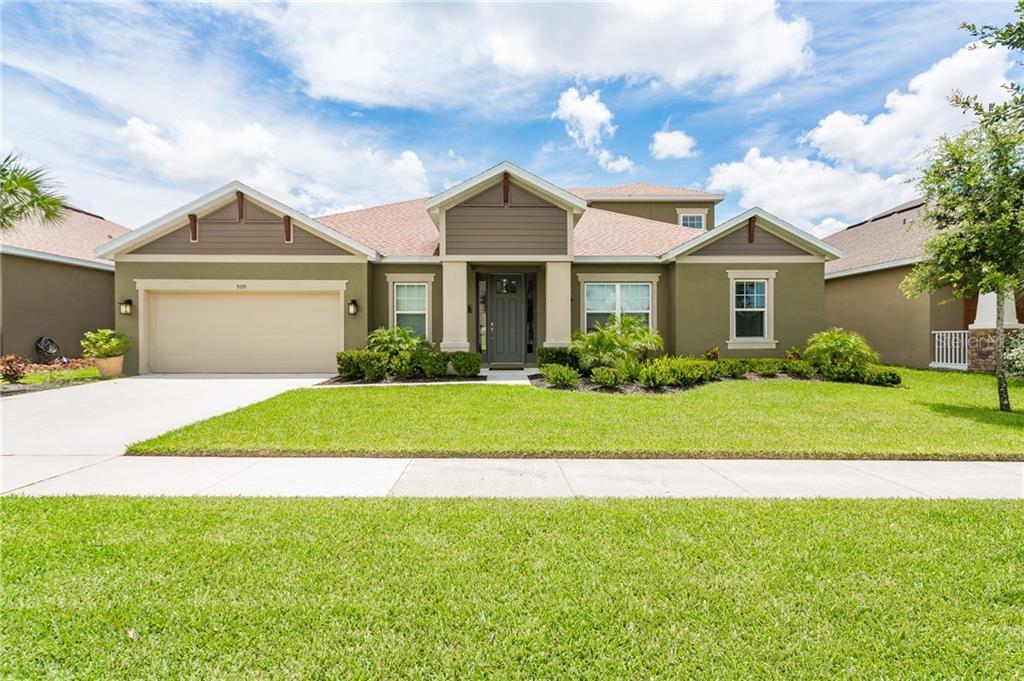 909 HERITAGE GROVES DRIVE Property Photo - BRANDON, FL real estate listing