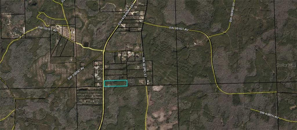 0 SW HWY. 361 Property Photo - STEINHATCHEE, FL real estate listing