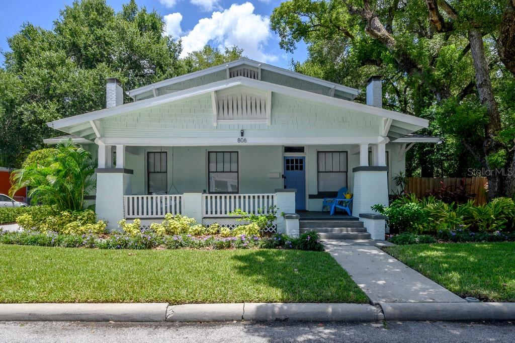 806 E NEW ORLEANS AVENUE Property Photo - TAMPA, FL real estate listing