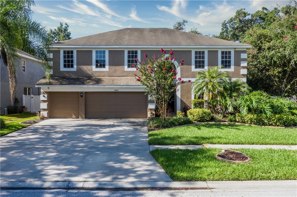 2805 WINDCREST OAKS COURT Property Photo - VALRICO, FL real estate listing