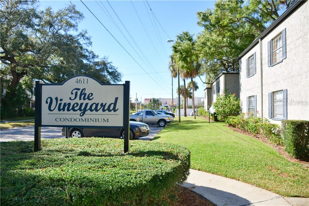 4611 W NORTH B STREET #236 Property Photo - TAMPA, FL real estate listing