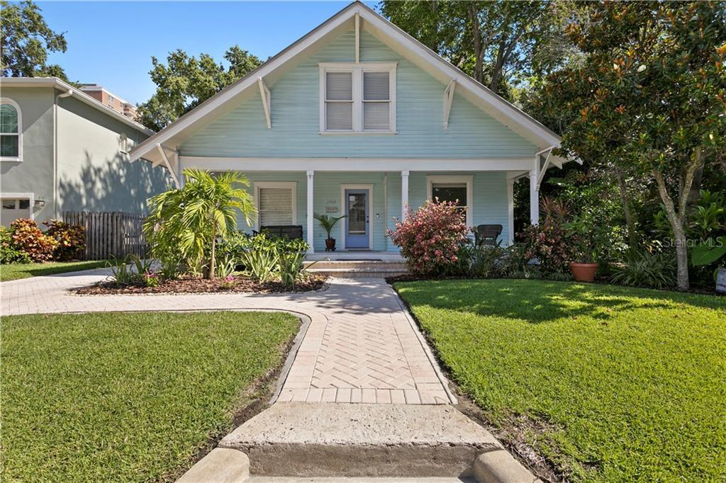 2908 W BAY VISTA AVE Property Photo - TAMPA, FL real estate listing