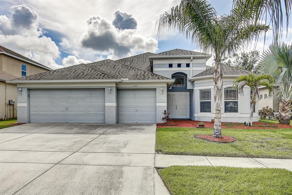 1209 PARKER DEN DR Property Photo - RUSKIN, FL real estate listing