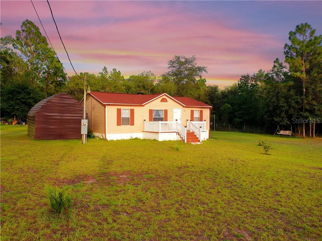 5971 NE 107TH COURT Property Photo - BRONSON, FL real estate listing