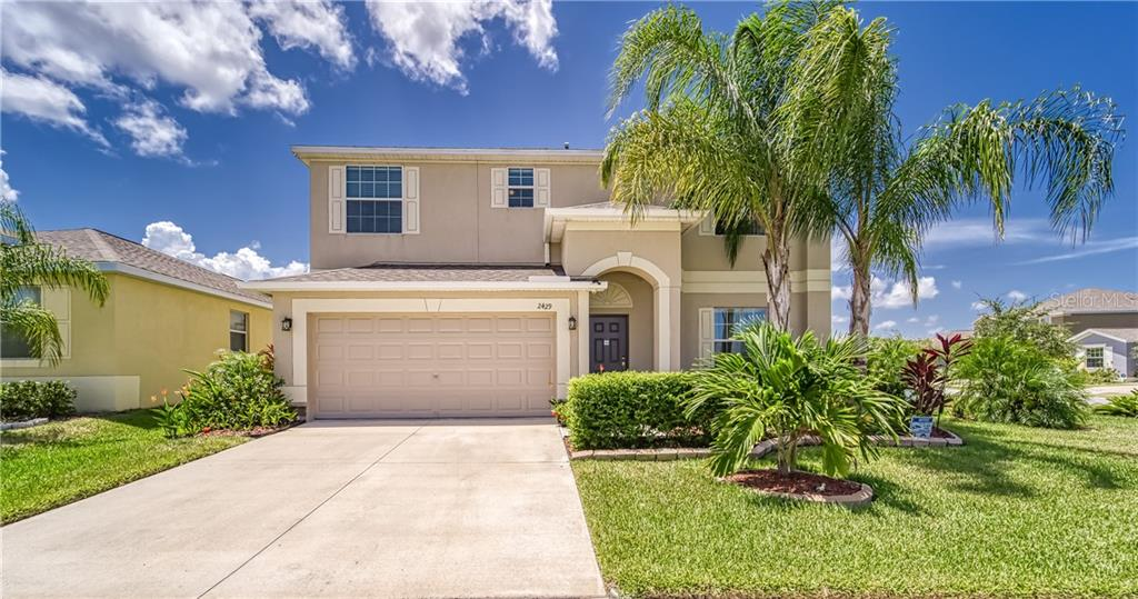 2429 DOVESONG TRACE DR Property Photo - RUSKIN, FL real estate listing