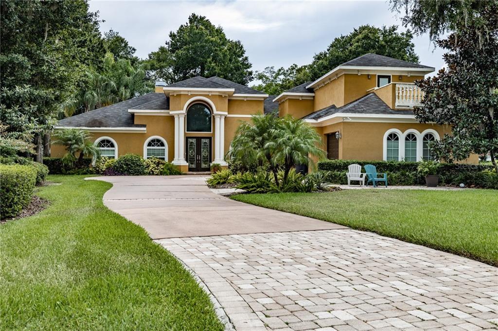 2305 DOVEWOOD ESTATES COURT Property Photo - VALRICO, FL real estate listing