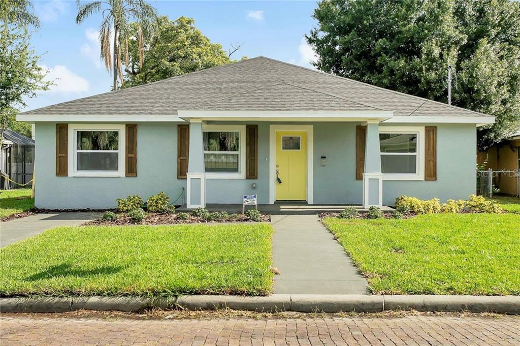 703 W WOODLAWN AVE Property Photo - TAMPA, FL real estate listing
