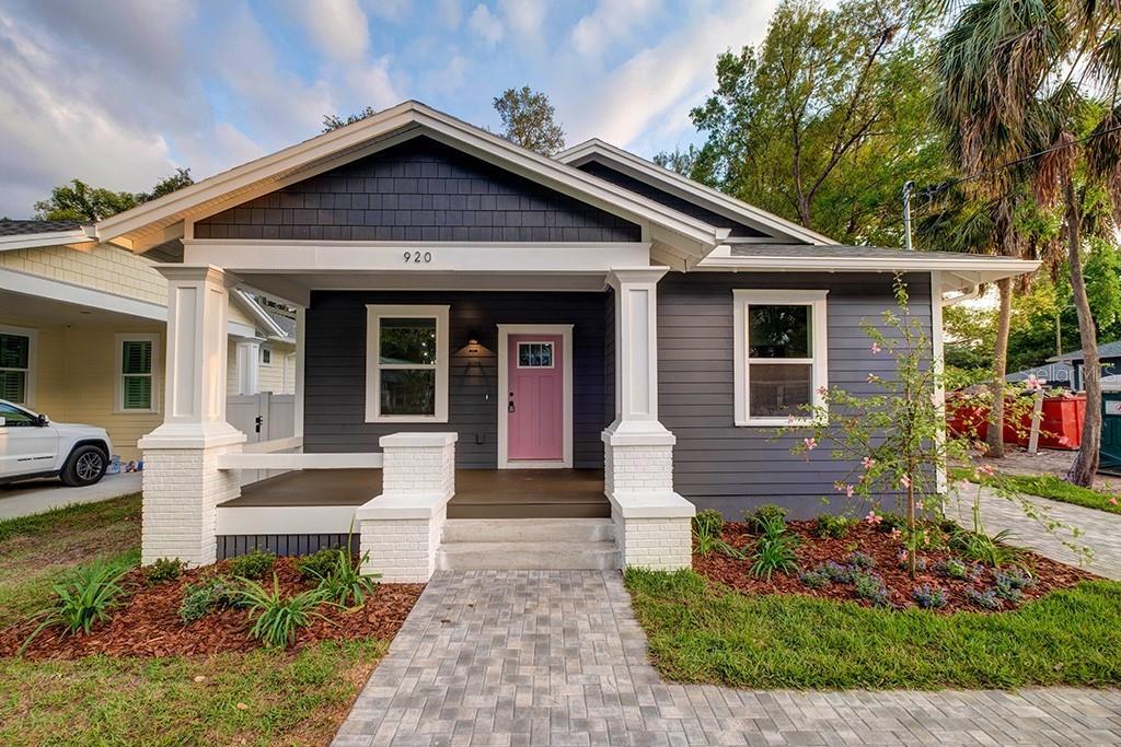 1013 W BRADDOCK STREET Property Photo - TAMPA, FL real estate listing