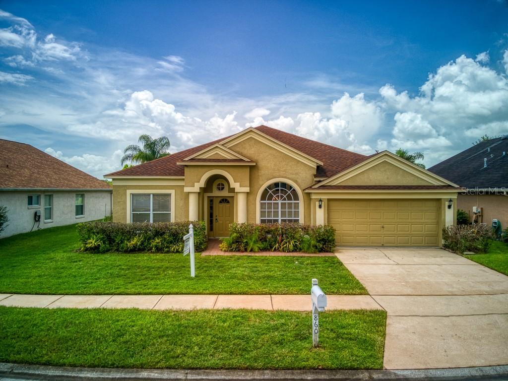 860 BAYOU VIEW DRIVE Property Photo - BRANDON, FL real estate listing