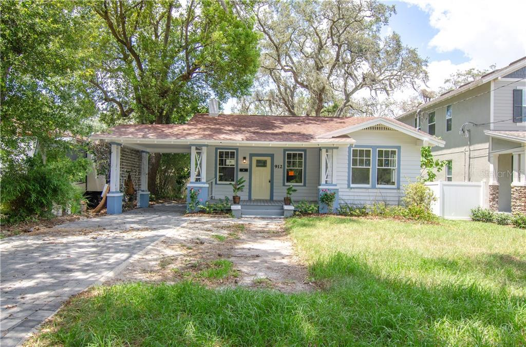 912 E SHADOWLAWN AVE Property Photo - TAMPA, FL real estate listing