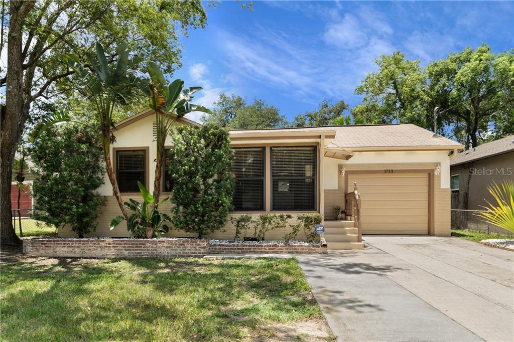 1713 HILLSIDE DRIVE Property Photo - TAMPA, FL real estate listing