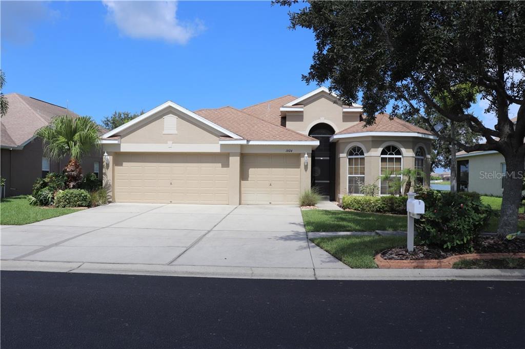 1604 MIRA LAGO CIR Property Photo - RUSKIN, FL real estate listing