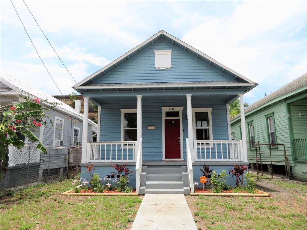 2316 W ARCH STREET Property Photo - TAMPA, FL real estate listing