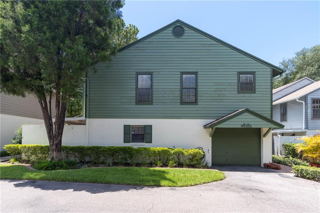 4510 W FIG ST #C Property Photo - TAMPA, FL real estate listing