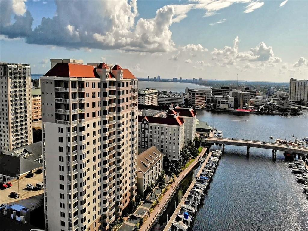 371 CHANNELSIDE WALK WAY #602 Property Photo - TAMPA, FL real estate listing