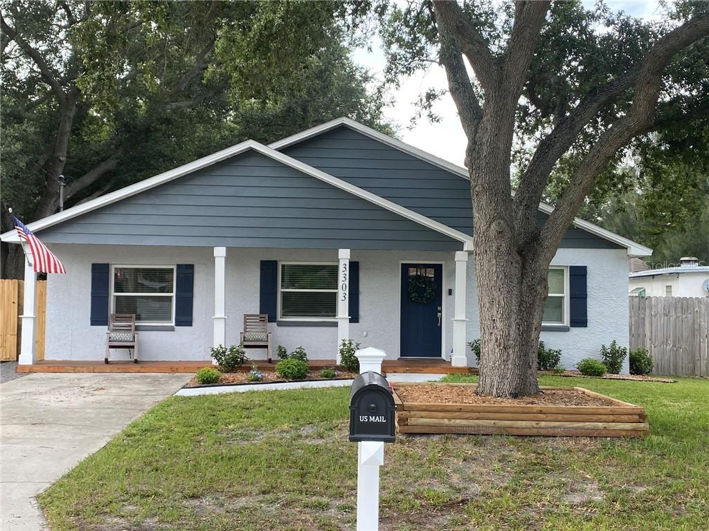 3303 W PAUL AVE Property Photo - TAMPA, FL real estate listing