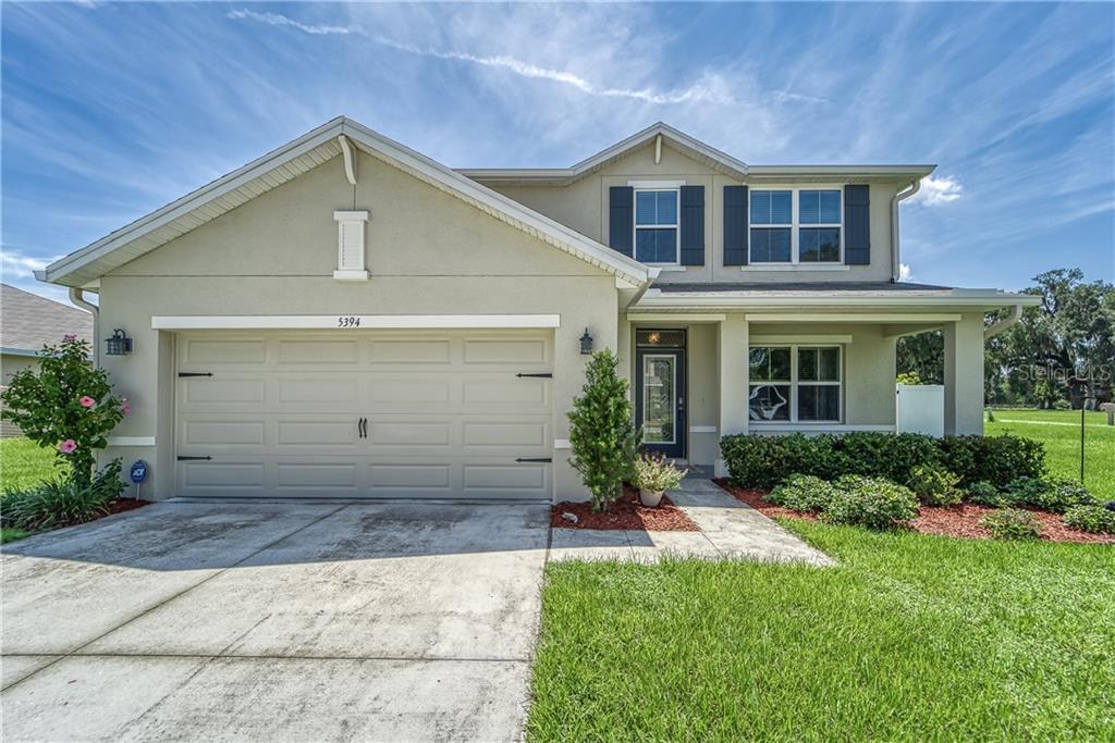 5394 MAGDELENE WAY Property Photo - ZEPHYRHILLS, FL real estate listing