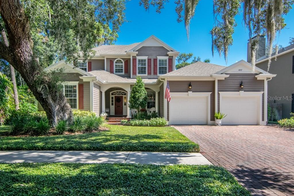 4517 W ROSEMERE RD Property Photo - TAMPA, FL real estate listing