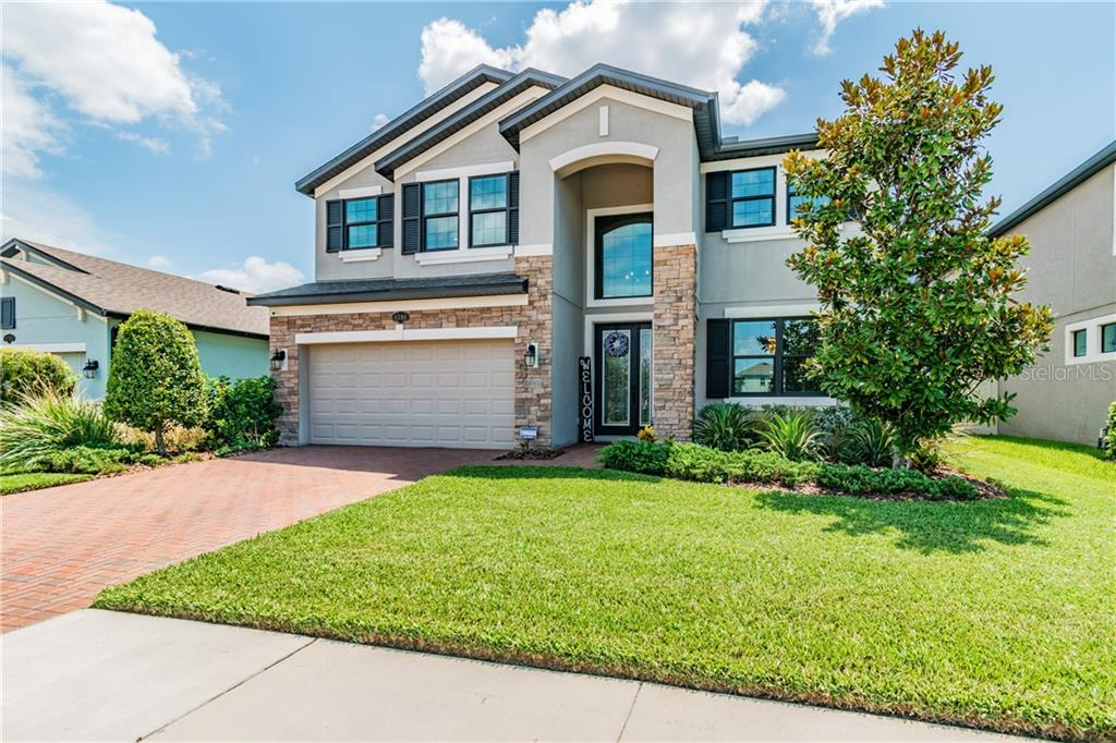 1784 NATURE VIEW DRIVE Property Photo - LUTZ, FL real estate listing