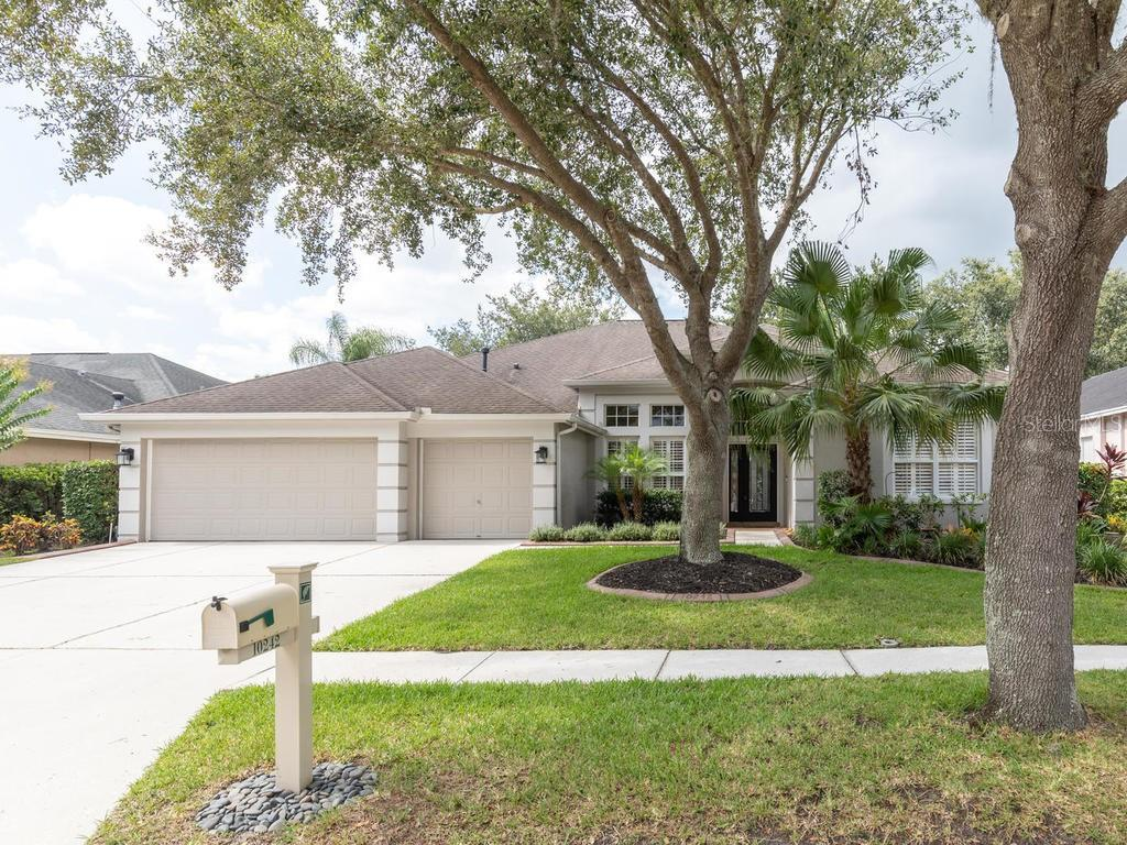 10242 SHADOW BRANCH DRIVE Property Photo - TAMPA, FL real estate listing