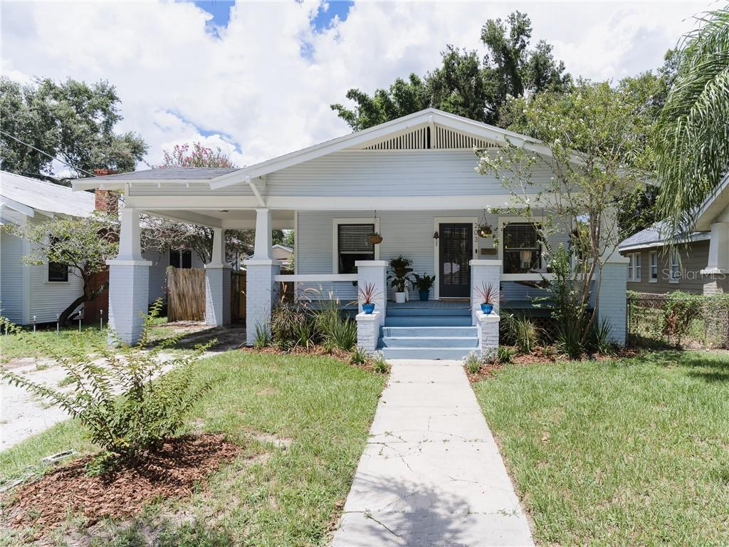 203 W WILDER AVE Property Photo - TAMPA, FL real estate listing