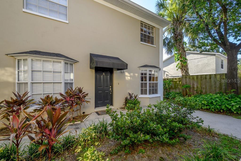 409 S AUDUBON AVENUE #5 Property Photo - TAMPA, FL real estate listing
