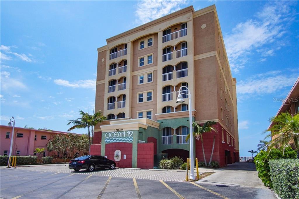 17040 GULF BOULEVARD #501 Property Photo - NORTH REDINGTON BEACH, FL real estate listing