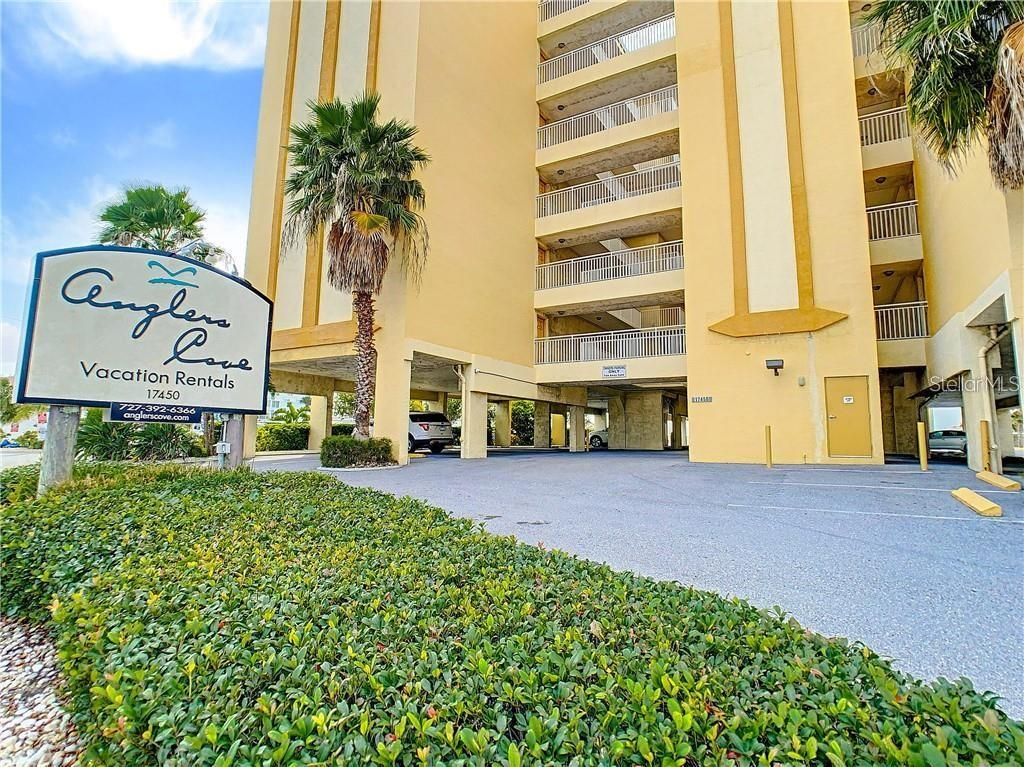 17450 GULF BOULEVARD #307 Property Photo - REDINGTON SHORES, FL real estate listing