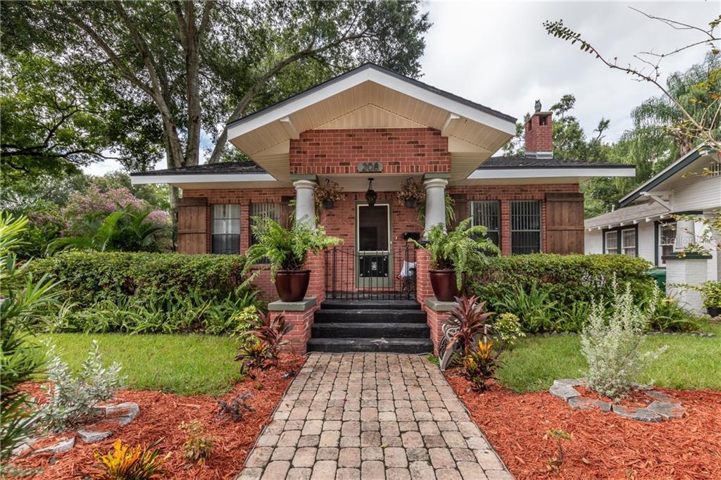 208 W THOMAS STREET Property Photo - TAMPA, FL real estate listing