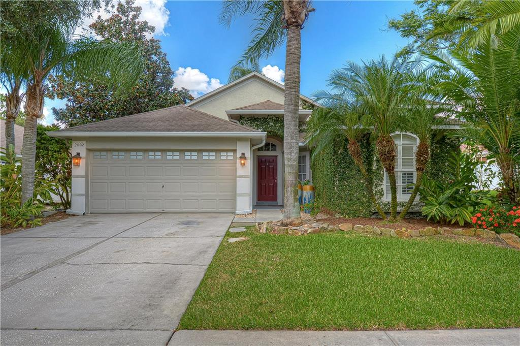 2008 BERRY LAKE DRIVE Property Photo - BRANDON, FL real estate listing