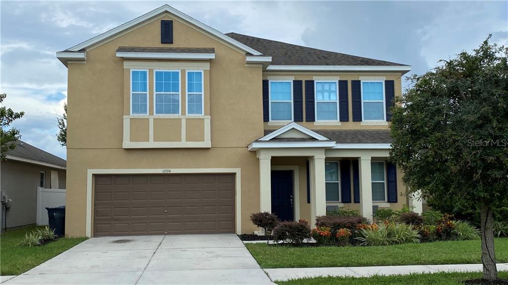 11534 TANGLE BRANCH LANE Property Photo - GIBSONTON, FL real estate listing