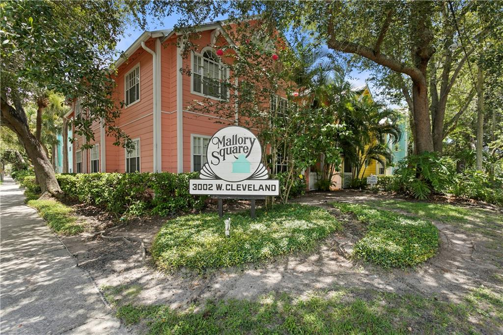 3002 W CLEVELAND ST #C7 Property Photo - TAMPA, FL real estate listing