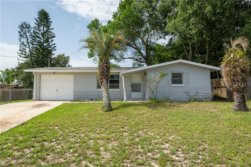 10 LAKE SHORE DRIVE Property Photo - PALM HARBOR, FL real estate listing
