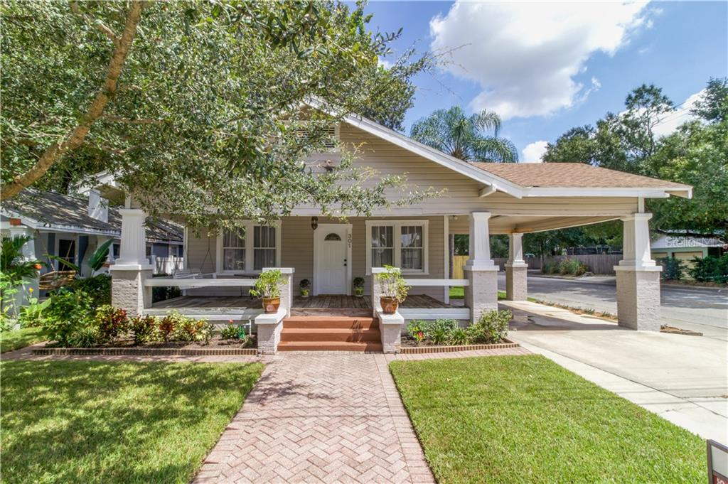 301 W CREST AVE Property Photo - TAMPA, FL real estate listing