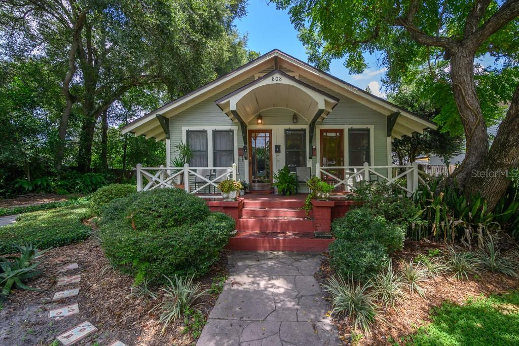 808 E NEW ORLEANS AVENUE Property Photo - TAMPA, FL real estate listing