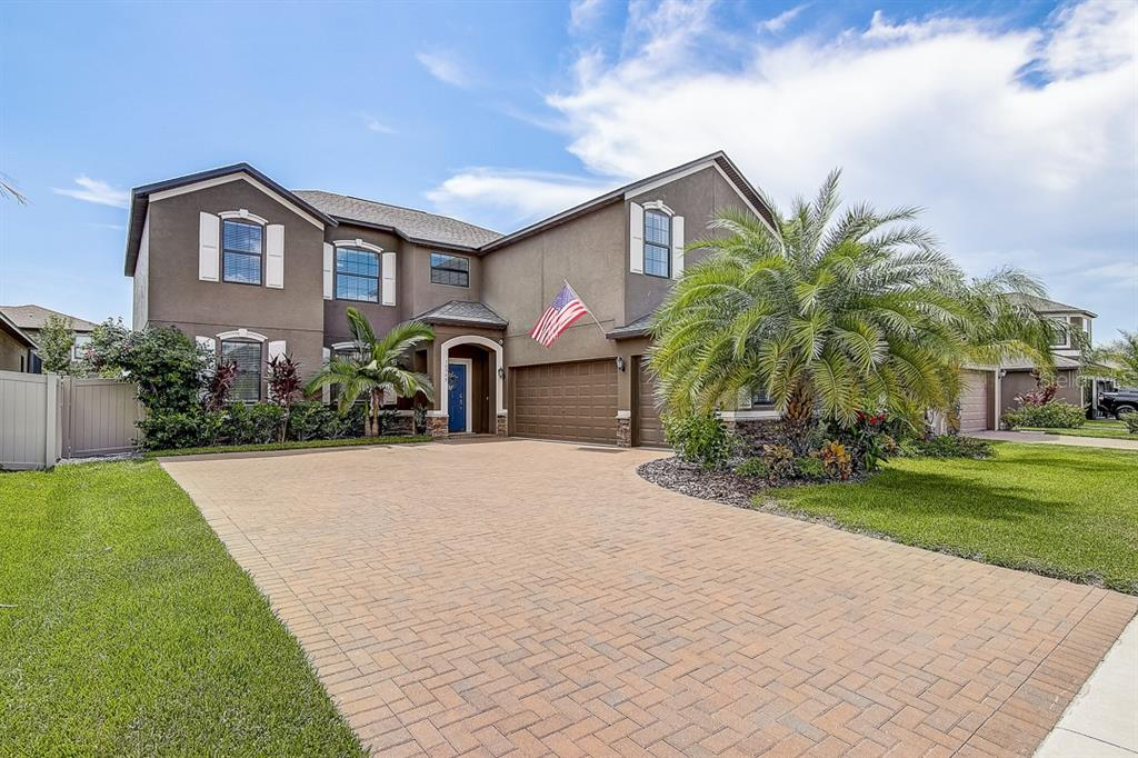 10005 CELTIC ASH DRIVE Property Photo - RUSKIN, FL real estate listing