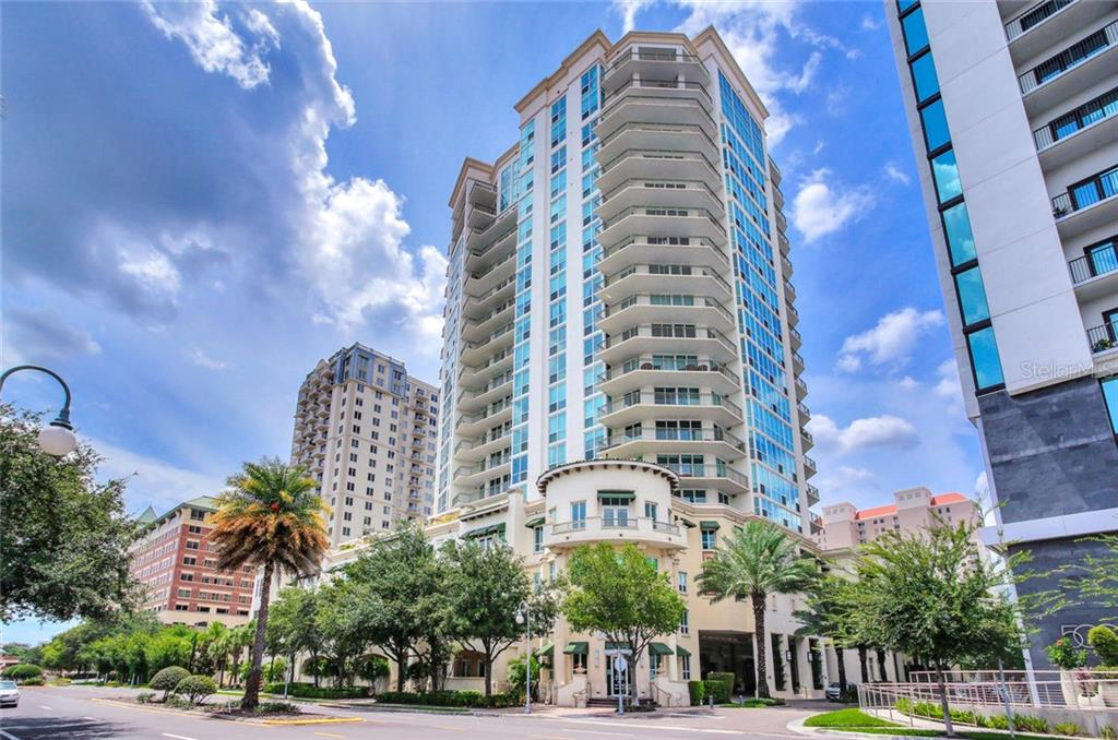 450 KNIGHTS RUN AVENUE #1006 Property Photo - TAMPA, FL real estate listing