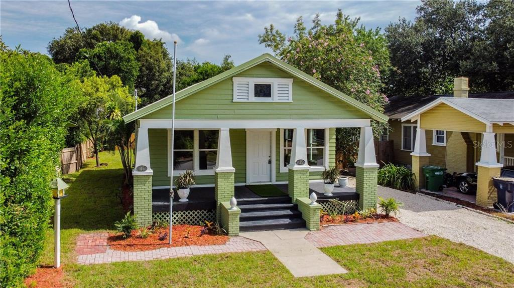 115 W ALVA STREET Property Photo - TAMPA, FL real estate listing